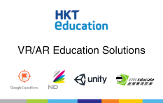 HKT education VR/AR Solutions